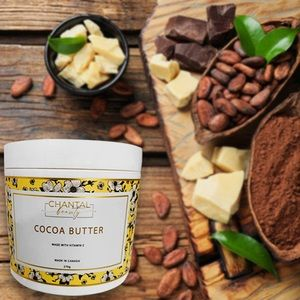 NEW. Cocoa Butter Formula with Vit E, 270g